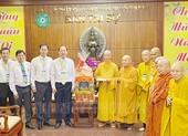 Lãnh đạo TP.HCM thăm, chúc Tết chức sắc tôn giáo