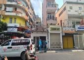TP.HCM: Phong tỏa quán cà phê ở Bùi Viện, cách ly 4 người