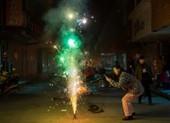 TP.HCM: Đốt pháo gia tăng trong dịp tết Tân Sửu