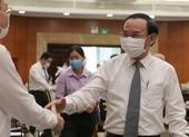 Ông Nguyễn Văn Nên: Phải thực hiện nghiêm phòng, chống COVID