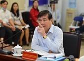 Chủ tịch TP.HCM: 'Gặp trở ngại cũng đừng nản lòng'