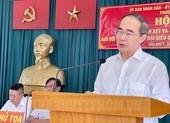 Cử tri đồng ý ông Nguyễn Thiện Nhân ứng cử ĐB Quốc hội