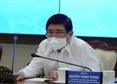 Chủ tịch TP.HCM: 'Ra đường là phải đeo khẩu trang'