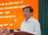 Chủ tịch TP.HCM nói về ca COVID-19 dương tính ở TP Thủ Đức