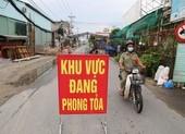TP.HCM đề xuất giãn cách xã hội theo Chỉ thị 16 ở nhiều phường