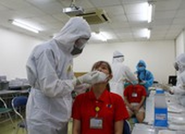 Một công nhân tại Khu chế xuất Tân Thuận mắc COVID-19