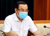 Bí thư TP.HCM trao đổi với Bộ trưởng Y tế về vaccine COVID-19