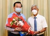 Ông Lê Hồng Sơn được điều động về công tác tại Thành ủy TP.HCM