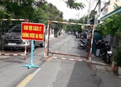 Phong tỏa 5 khu phố và 1 ấp với hơn 7.000 dân ở huyện Hóc Môn