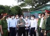 Thủ tướng kiểm tra phòng chống dịch COVID-19 tại TP.HCM