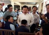 Bình Thuận báo cáo Bộ Y tế hoạt động của ông Võ Hoàng Yên