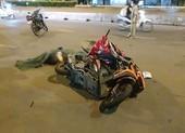 Nghi can cướp giật gây tai nạn ở Bình Thạnh tử vong