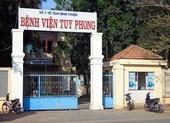 1 Trung tâm y tế  ở Bình Thuận tạm ngưng nhận bệnh do có nhân viên nghi COVID-19