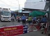 Giãn cách toàn thị xã La Gi, Bình Thuận, theo Chỉ thị 15 từ 12 giờ trưa nay 14-7