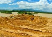 Bình Thuận: Kiên quyết xử lý việc khai thác khoáng sản trái phép