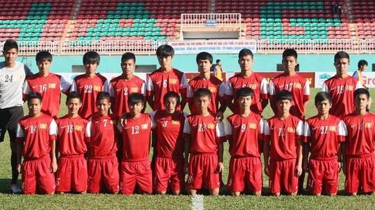 U19 Việt Nam kết thúc chuyến tập huấn ở châu Âu bằng thất bại 1-2 trước KV Turnhout