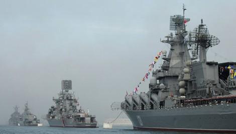 Nga sẽ chi 2,4 tỷ USD cho Hạm đội Biển Đen đến năm 2020.