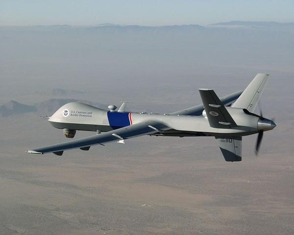 Máy bay do thám chống ngầmMQ-9 Reaper của Mỹ.