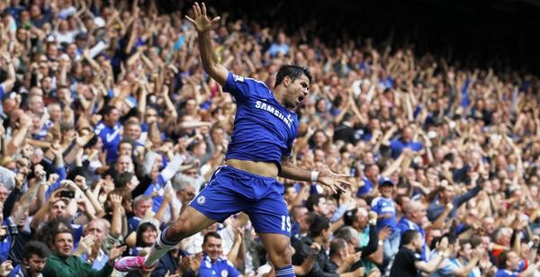 Diego Costa, Mourinho, Chelsea