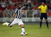 Pirlo thăng tiến cực nhanh nhờ Juventus out Champions League