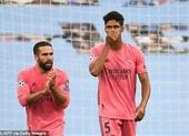 Tội đồ của Real Madrid: 'Tôi đã sai, là lỗi của tôi'