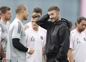 Juventus 'nhả' vua phá lưới Serie A miễn phí cho David Beckham