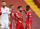 Salah lập Hattrick, Liverpool nhọc nhằn thắng đội mới lên hạng
