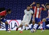 Messi bị VAR từ chối, Argentina mất chuỗi toàn thắng