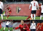 Các ông lớn bị loại ở Nations League: Anh, Bồ Đào Nha và…