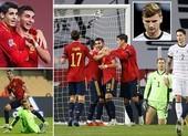 Thắng chấn động, Tây Ban Nha loại Đức khỏi Nations League