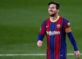 Lộ lí do Man City quyết mua Messi