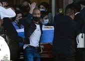Maradona về nơi an nghỉ cuối cùng: Vĩnh biệt Cậu bé vàng