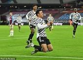 MU ngược dòng khó tin hạ West Ham vào Top 4 Premier League