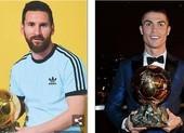 Công bố Dream Team: Ronaldo, Messi sánh ngang Pele, Maradona
