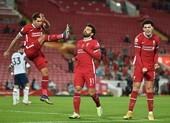 Liverpool ngoạn mục lên đỉnh Premier League… phút 90