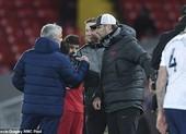 Mourinho nói lời kiêu ngạo khiến Klopp kinh ngạc