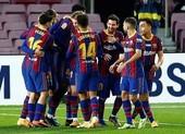 Messi sửa sai, Barcelona vẫn không thắng