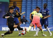 Chelsea - Manchester City: Cờ đến tay Lampard