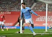 Đánh bại MU, Man. City hẹn Tottenham ở trận chung kết