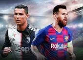 Messi vượt qua Ronaldo vô địch thế giới về thu nhập