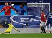 Trọng tài từ chối 11m, MU bị Chelsea cầm hòa