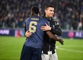 Ronaldo giữ vai trò quyết định việc Pogba chia tay MU