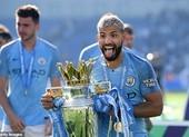 Chia tay Man City, Aguero nói về điều bất thường ở CLB
