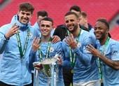 Man. City lần thứ tư liên tiếp vô địch cúp Liên Đoàn