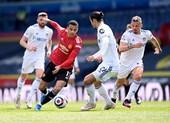 Hòa MU, Leeds United ba trận liên tiếp có điểm trước 'ông lớn'