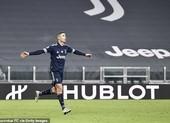Ronaldo lập kỷ lục đáng sợ