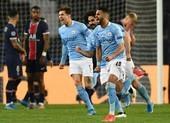 Bùng nổ hiệp hai, Man. City thắng kịch tính trên sân PSG