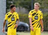 Dortmund chính thức chốt kế hoạch bán Haaland và Sancho