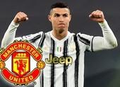 Ronaldo trở lại Manchester United
