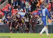 VAR cứu thua, Leicester City hạ Chelsea vô địch FA Cup